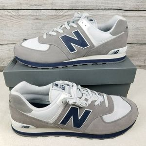 NEW New Balance 574 Core Plus Sneaker Shoe 18-2E